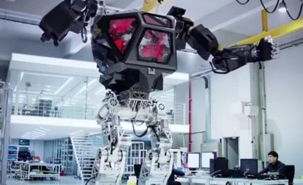韓国の巨大ロボット